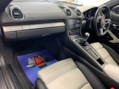 PORSCHE 718 CAYMAN + 2 TONE LEATHER + CRUISE CONTROL + CLIMATE - 1164 - 20