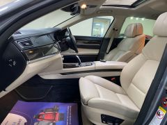 BMW 7 SERIES 750I LI + BIG SPECIFICATION + COMFORT SEATS + OYTER LEATHER +  - 1487 - 5