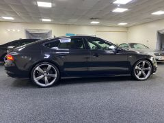 AUDI A7 TDI QUATTRO BLACK EDITION 3.0 V6 BI TURBO + BIG SPEC + HEADS UP + SUNROOF + FREE DELIVERY + SPORTS EXHAUST +  - 1600 - 11