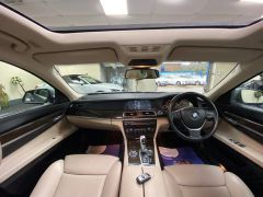 BMW 7 SERIES 750I LI + BIG SPECIFICATION + COMFORT SEATS + OYTER LEATHER +  - 1487 - 19