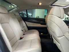 BMW 7 SERIES 750I LI + BIG SPECIFICATION + COMFORT SEATS + OYTER LEATHER +  - 1487 - 14