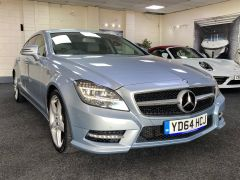 MERCEDES CLS CLS250 CDI BLUEEFFICIENCY AMG SPORT + IMMACULATE + BIG SPEC +  - 1694 - 4