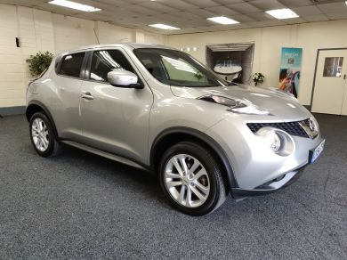 Used NISSAN JUKE in Cardiff for sale