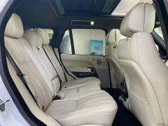 LAND ROVER RANGE ROVER SDV8 AUTOBIOGRAPHY + WHITE WITH CREAM + BIG SPEC +  - 1664 - 16