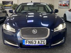 JAGUAR XF D V6 PREMIUM LUXURY SPORTBRAKE + CREAM LEATHER + SUNROOF +  - 1590 - 5