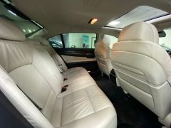 BMW 7 SERIES 750I LI + BIG SPECIFICATION + COMFORT SEATS + OYTER LEATHER +  - 1487 - 15