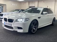 BMW 5 SERIES M5 + NAV + HEAD UP + LEATHER + ELECTRIC ROOF + - 1392 - 6
