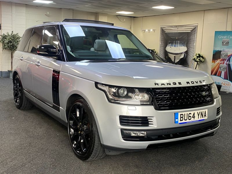 Used LAND ROVER RANGE ROVER in Cardiff for sale