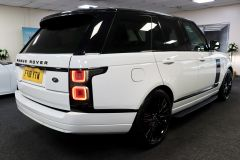 LAND ROVER RANGE ROVER TDV6 VOGUE + GLASS ROOF + IVORY LEATHER + 22 INCH ALLOYS +  - 1786 - 10