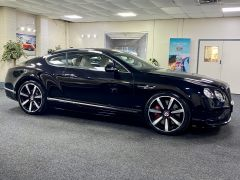 BENTLEY CONTINENTAL GT V8 S + MULLINER SPECIFICATION + SPORTS EXHAUST + FULL BELTLEY HISTORY ( JUST SERVICED ) - 1746 - 9