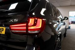 BMW X5 XDRIVE 30D M SPORT + IMMACULATE + SAPPHIRE BLACK WITH COGNAC DAKOTA LEATHER +  - 1777 - 45
