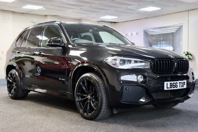 Used BMW X5 in Cardiff for sale