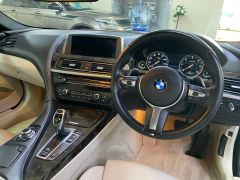 BMW 6 SERIES 640D M SPORT + IMMACULATE + IVORY LEATHER + BUY ONLINE + FREE DELIVERY +  - 1622 - 3
