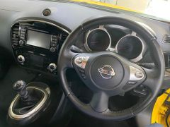 NISSAN JUKE TEKNA DCI + FULL LEATHER + IMMACULATE + BIG SPECIFICATION + - 1676 - 27