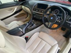 BMW 6 SERIES 640D M SPORT + IMMACULATE + IVORY LEATHER + BUY ONLINE + FREE DELIVERY +  - 1622 - 22