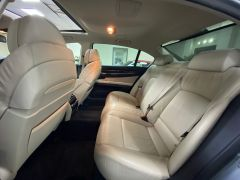 BMW 7 SERIES 750I LI + BIG SPECIFICATION + COMFORT SEATS + OYTER LEATHER +  - 1487 - 18