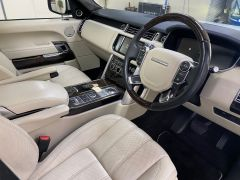 LAND ROVER RANGE ROVER SDV8 AUTOBIOGRAPHY + WHITE WITH CREAM + BIG SPEC +  - 1664 - 3
