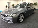 BMW 5 SERIES 520D M SPORT TOURING + DAKOTA LEATHER + DAB + CRUISE + - 1247 - 5