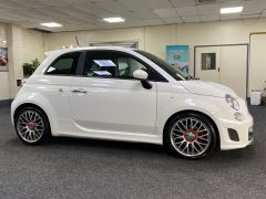 Fiat\Abarth 500 595 TURISMO + RED LEATHER + LOW MILES +  - 1584 - 11