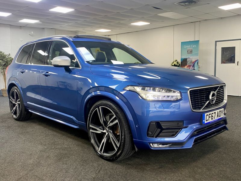 Used VOLVO XC90 in Cardiff for sale