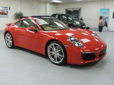 Used PORSCHE 911 in Cardiff for sale