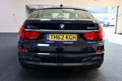 BMW 5 SERIES 520D M SPORT GRAN TURISMO + PANORAMIC GLASS ROOF + IVORY LEATHER +  - 1760 - 9