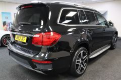 MERCEDES GL-CLASS GL350 CDI BLUETEC AMG SPORT + SUN ROOF + 21 INCH ALLOYS + IMMACULATE +  - 1768 - 10