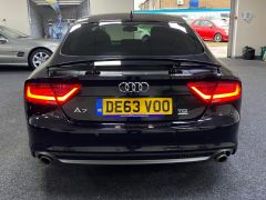 AUDI A7 TDI QUATTRO BLACK EDITION 3.0 V6 BI TURBO + BIG SPEC + HEADS UP + SUNROOF + FREE DELIVERY + SPORTS EXHAUST +  - 1600 - 9