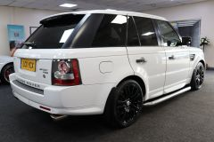 LAND ROVER RANGE ROVER SPORT TDV6 HSE + FULL SERVICE HISTORY + 2 KEYS + IMMACULATE +  - 1778 - 10
