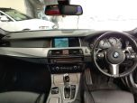 BMW 5 SERIES 520D M SPORT TOURING + DAKOTA LEATHER + DAB + CRUISE + - 1247 - 21