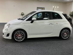 Fiat\Abarth 500 595 TURISMO + RED LEATHER + LOW MILES +  - 1584 - 7