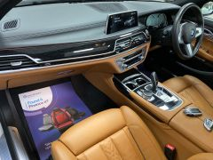 BMW 7 SERIES 740D XDRIVE M SPORT + SUNROOF + COGNAC EXCLUSIVE LEATHER + - 1422 - 33