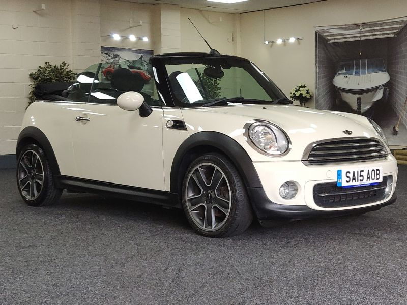 Used MINI CONVERTIBLE in Cardiff for sale
