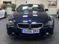 BMW 6 SERIES 630I SPORT + IVORY LEATHER + PAN ROOF + IMMACULATE +  - 1490 - 5