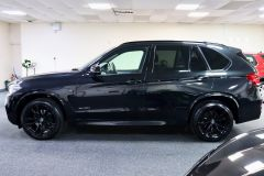 BMW X5 XDRIVE 30D M SPORT + IMMACULATE + SAPPHIRE BLACK WITH COGNAC DAKOTA LEATHER +  - 1777 - 7