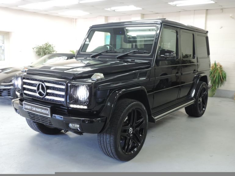 used mercedes g class g350 bluetec amg pack massive specification 22 inch alloys black 3. Black Bedroom Furniture Sets. Home Design Ideas