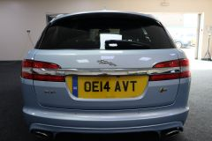 JAGUAR XF D V6 S PREMIUM LUXURY SPORTBRAKE + IMMACULATE + LOW MILES + BIG SPECIFICATION + ALEUTIAN SILVER + - 1714 - 8
