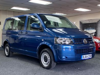 Used VOLKSWAGEN TRANSPORTER in Cardiff for sale