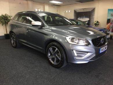 Used VOLVO XC60 in Cardiff for sale