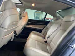 BMW 7 SERIES 750I LI + BIG SPECIFICATION + COMFORT SEATS + OYTER LEATHER +  - 1487 - 17