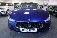 MASERATI GHIBLI D V6 + 1 OWNER FROM NEW + IMMACULATE + CREAM LEATHER +  - 1798 - 3