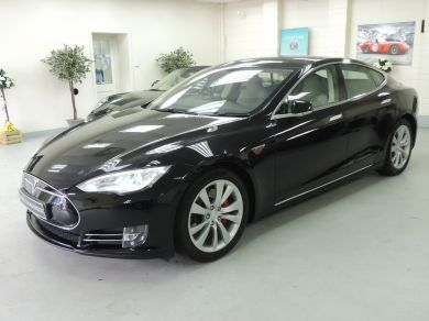 Used TESLA MODEL S  in Cardiff for sale