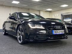 AUDI A7 TDI QUATTRO BLACK EDITION 3.0 V6 BI TURBO + BIG SPEC + HEADS UP + SUNROOF + FREE DELIVERY + SPORTS EXHAUST +  - 1600 - 4
