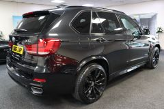BMW X5 XDRIVE 30D M SPORT + IMMACULATE + SAPPHIRE BLACK WITH COGNAC DAKOTA LEATHER +  - 1777 - 10