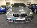 BMW 5 SERIES 520D M SPORT TOURING + DAKOTA LEATHER + DAB + CRUISE + - 1247 - 4