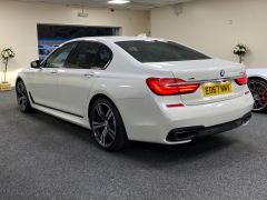 BMW 7 SERIES 740D XDRIVE M SPORT + SUNROOF + COGNAC EXCLUSIVE LEATHER + - 1422 - 8