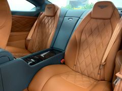 BENTLEY CONTINENTAL GT + MULLINER DRIVING SPEC + TAN SADDLE NEWMARKET HIDE + STUNNING + - 1353 - 18