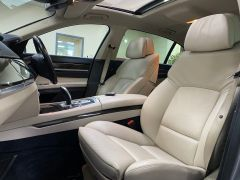 BMW 7 SERIES 750I LI + BIG SPECIFICATION + COMFORT SEATS + OYTER LEATHER +  - 1487 - 20