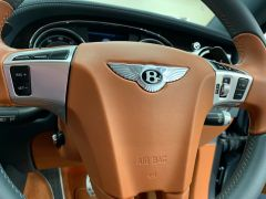 BENTLEY CONTINENTAL GT + MULLINER DRIVING SPEC + TAN SADDLE NEWMARKET HIDE + STUNNING + - 1353 - 34