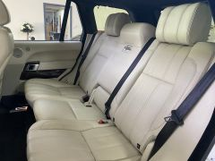 LAND ROVER RANGE ROVER SDV8 AUTOBIOGRAPHY + WHITE WITH CREAM + BIG SPEC +  - 1664 - 22